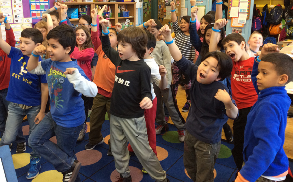 Active 'brain breaks' increase focus, learning, teachers say BrainBreaksHP