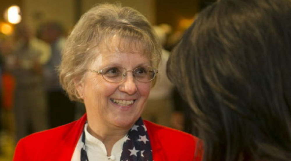 Diane Douglas. Photo Courtesy: David Wallace/The Republic