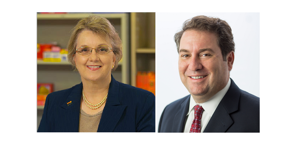 Superintendent Of Public Instruction Diane Douglas, Left, And Arizona Attorney General Mark Brnovich, Right.