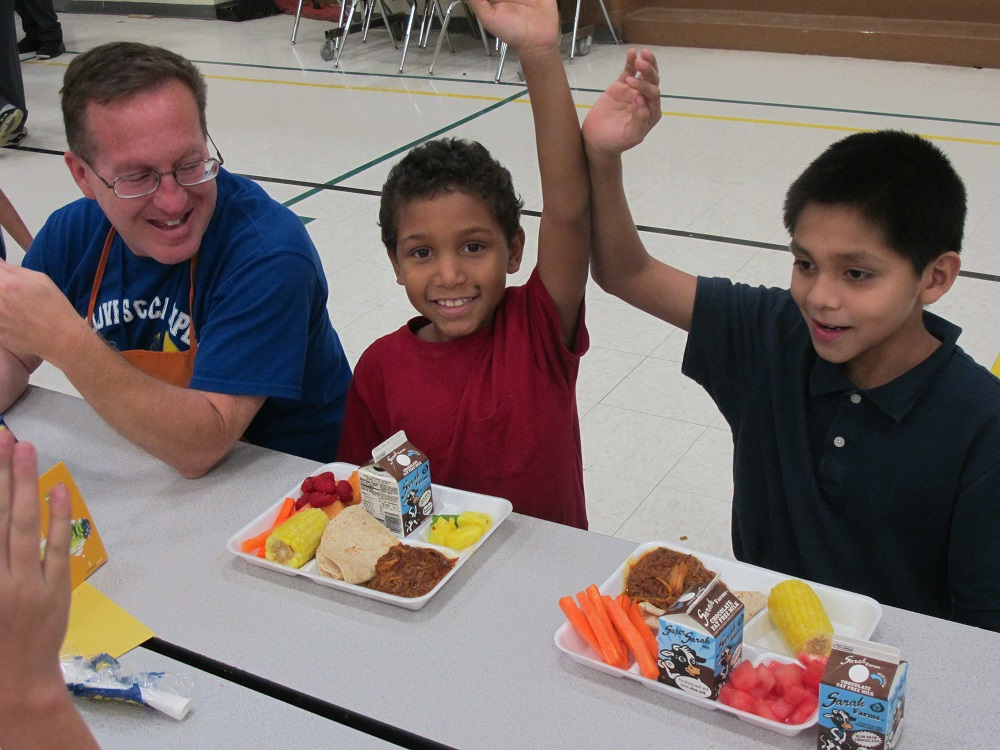 Hunger, nutrition do not take summer vacation RooseveltSummerMealProgram