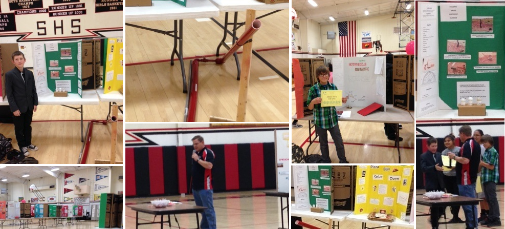STEM+A = STEAM: Seligman holds first STEAM fair SeligmanSTEAM