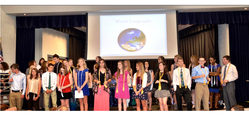 The First Group Of Students In Cave Creek Unified School District To Receive A Seal Of Biliteracy On Their High School Diploma. Photo Courtesy Of Cave Creek Unified School District