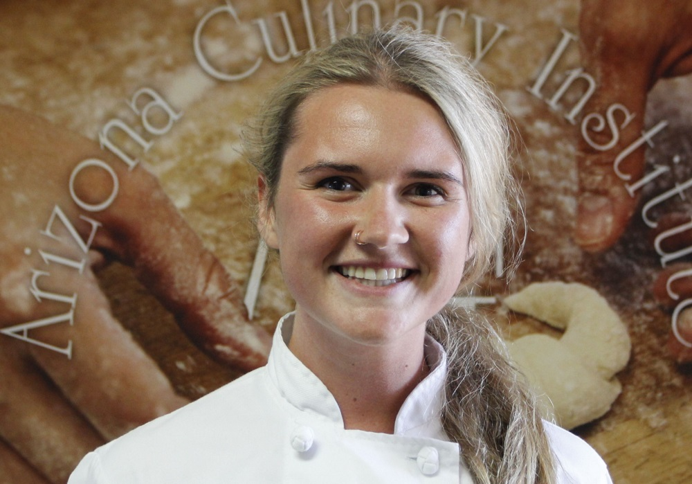 Kelly LeSueur, Arizona Culinary Institute's July 2015 Student Of The Month