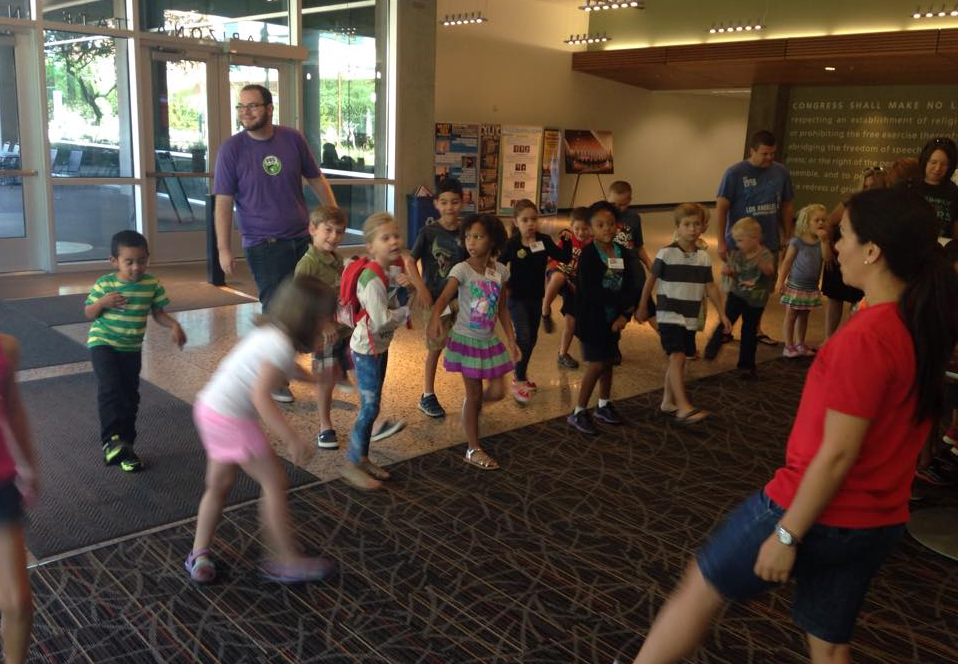PBS KIDS Odd Squad Camp Begins With Exercise For Agents!