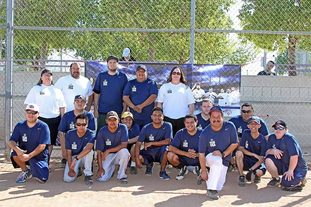 Phoenix Union employee coaches at Special Olympics Summer Games Practice-in-Tucson