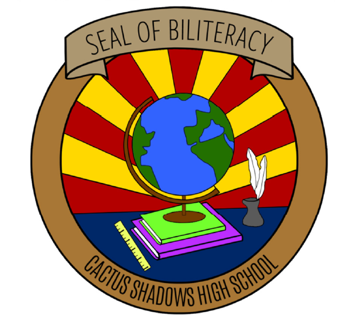 Cave Creek graduates receive seal of biliteracy for Spanish, French and Chinese SealOfBiliteracy
