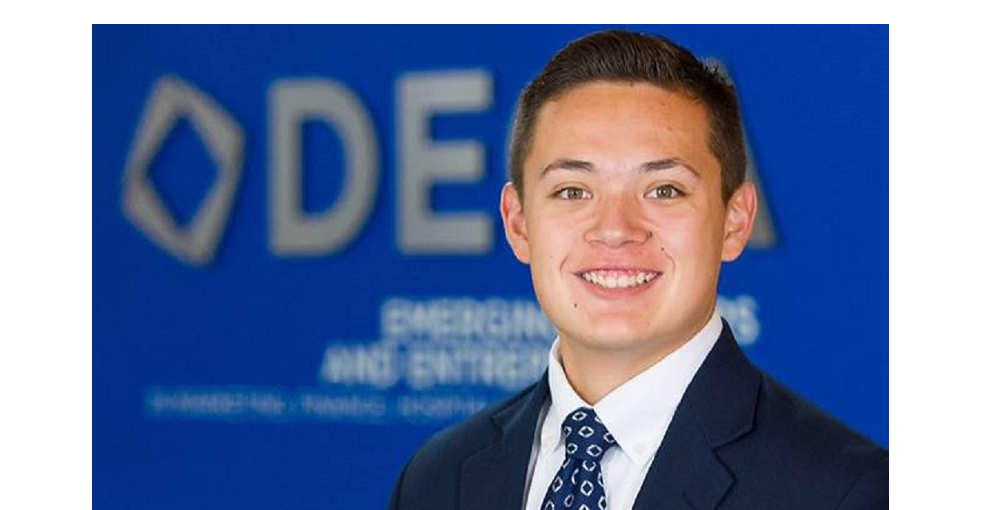 Raymond S. Kellis High School Senior, Alec Romero, Was Elected As The 2015-16 International Distributive Education Clubs Of America (DECA) Executive President