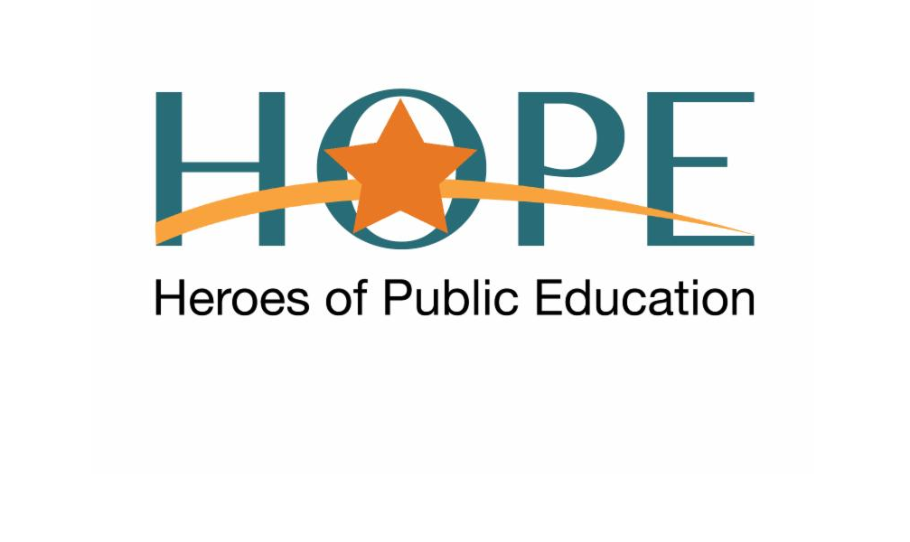 Heroes Of Public Education Logo HP