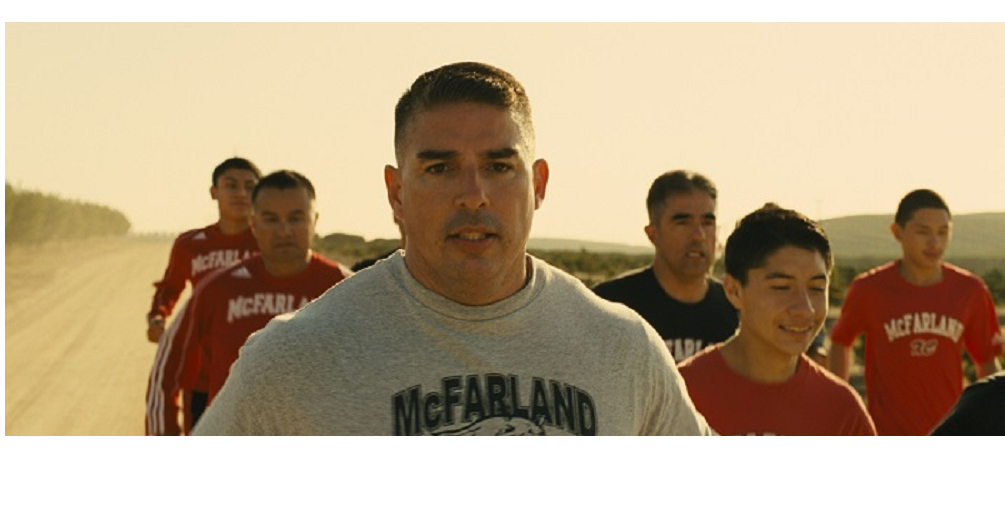 Damacio Diaz – Photo Credit: Film Frame From McFarland, USA ©Disney 2015