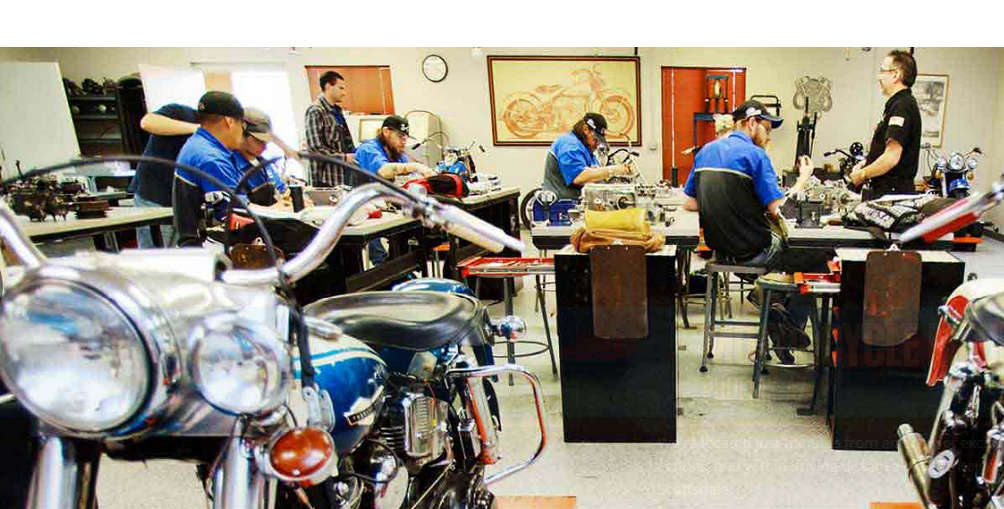 Universal Technical Institute's Motorcycle Mechanics Institute In Phoenix Was One Of Two Arizona Schools Honored With The Accrediting Commission Of Career Schools And Colleges (ACCSC) School Of Excellence Award For The 2014-2015 Academic Year.