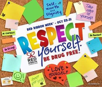 'Be Seen Be Heard AZ' campaign to draw attention to dangers of drug use RedRibbonTheme