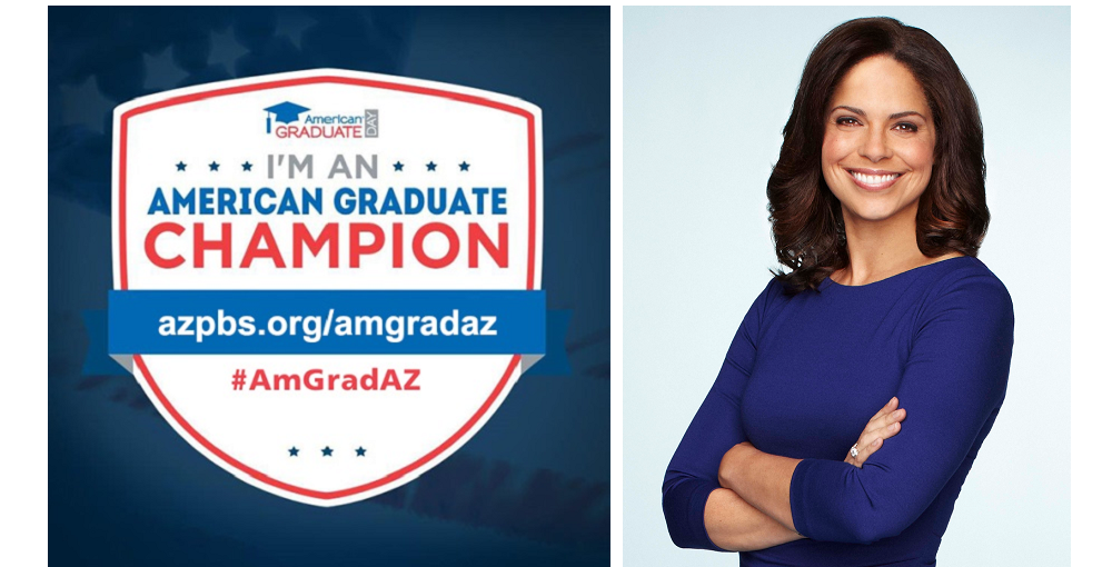 """American Graduate Day"" Returns To Arizona PBS This Fall, Hosted By Peabody Award-winning Journalist Soledad O'Brien And Featuring A Lineup Of High-profile Guests Who Will Discuss Strategies To Boost High School Graduation Rates Across The Country."