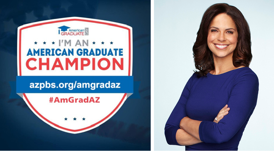Soledad O'Brien to host 'American Graduate Day 2015' on Arizona PBS SoledadLogoTogether
