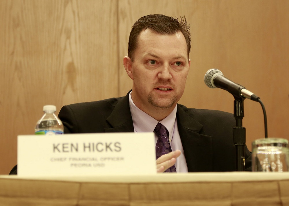 Alternate realities: School budgets, teacher salaries hinge on Prop. 123 KenHicks