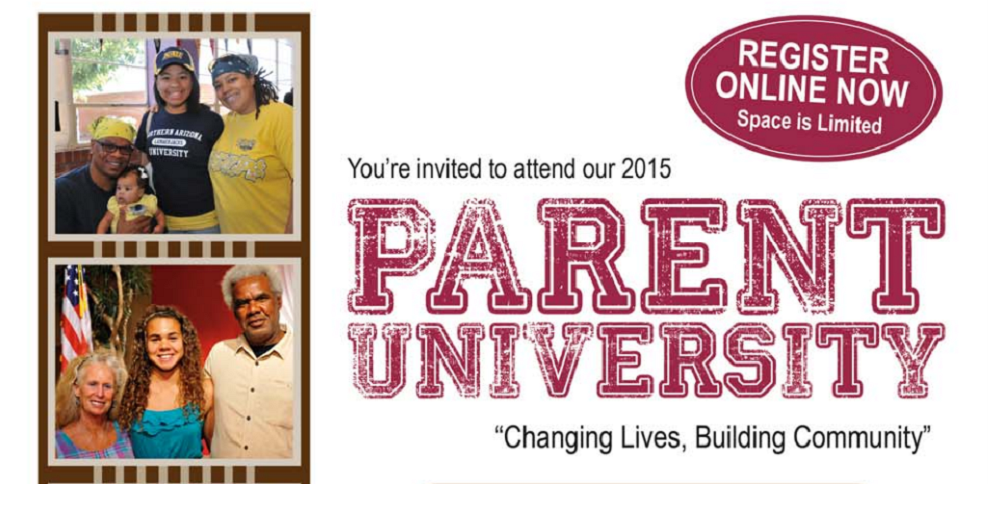 Parent University Flier For Tucsonn Unified HP