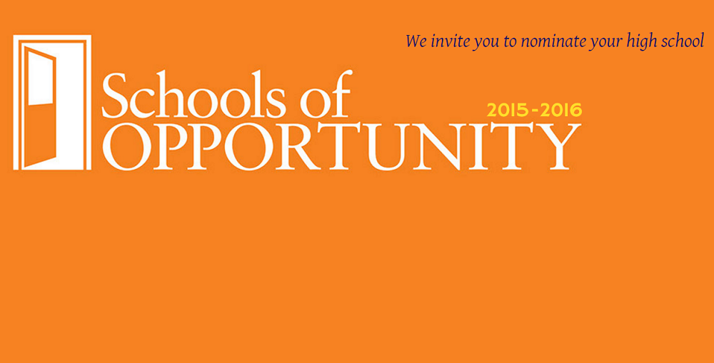 Schools Of OpportunityHP