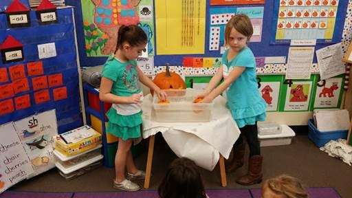 Grow what you need: From subject- to skills-based education pumpkin-2-girls-table