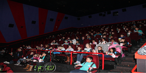 The Force is with students for special Star Wars screening 480x2422