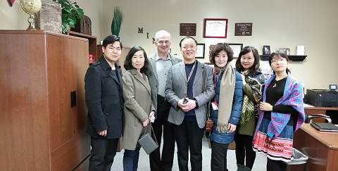 Chinese educators visit Mingus Union High School 480x2432