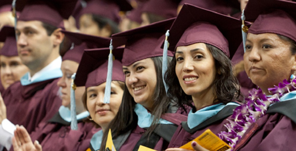Arizona State University Students At Graduation. Photo Courtesy Arizona State University