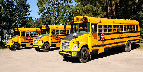 Tucson Unified mechanics inspect buses, clear them for service yelllowbus480x243