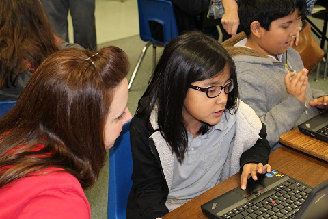 Littleton District celebrates National Digital Learning Day 480x2425
