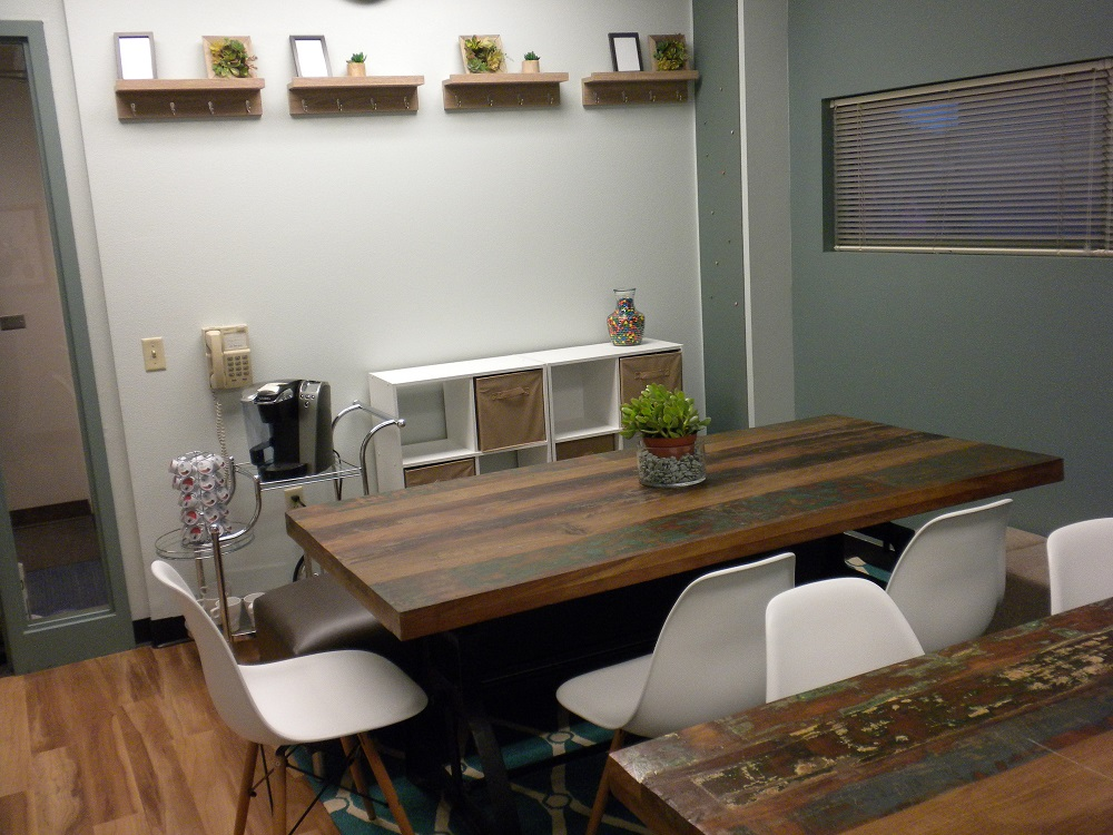School lounge makeover unveiled at Chandler school LoungeReveal2