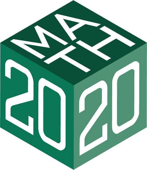 Mathematics and science partnership grants available for Math 20/20 Math-2020-NEW-Green-CUBE