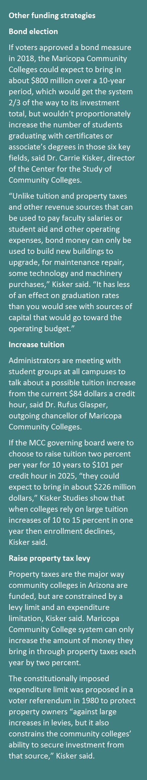 How will AZ community colleges meet 2025 workforce demand? (+ Infographic) OtherFundingStrategiesSidebar-BKG