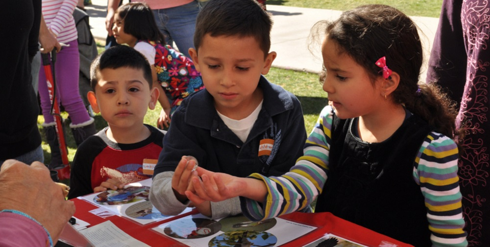 Children At The AZ SciTech Festival Festival In 2013. Photo Courtesy AZ SciTech