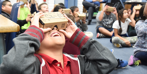Tempe students explore the world, beyond through Google expeditions 480x242Google-Tech