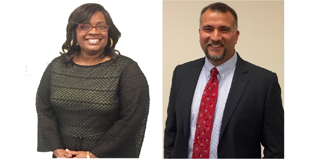 The Alhambra Elementary School District Governing Board Approved The Hiring Of Two New Principals For The 2016-2017 School Year On March 3, 2016. Mr. Raul Ruiz Will Be The Principal Of Andalucia Middle School, And Ms. Alana Ragland Will Be Moving Into The Role Of Principal At Simpson School. Photo Courtesy Alhambra Elementary School District