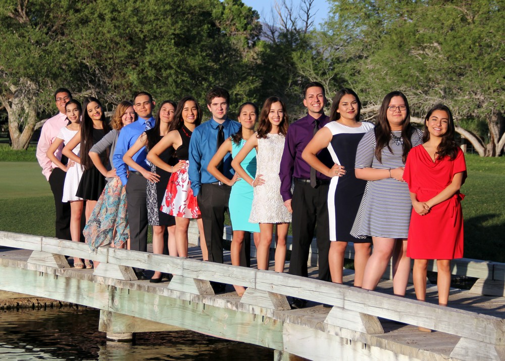 Top 5% Of Rio Rico Graduating Class Honored