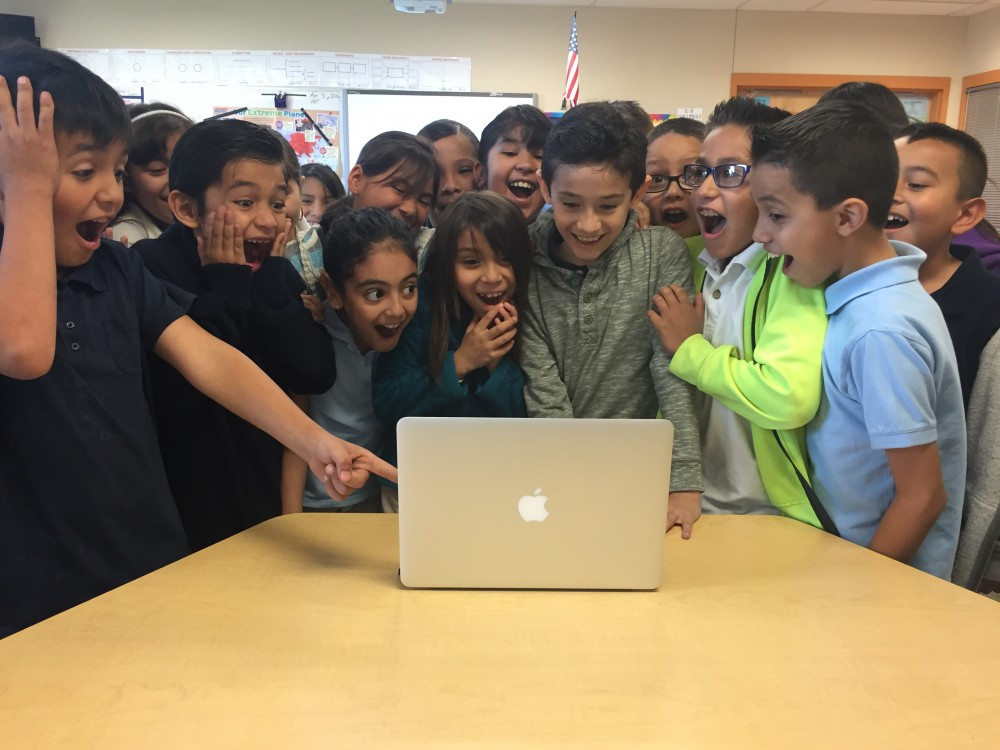 Pendergast Elementary School Launches Apple ConnectED Grant