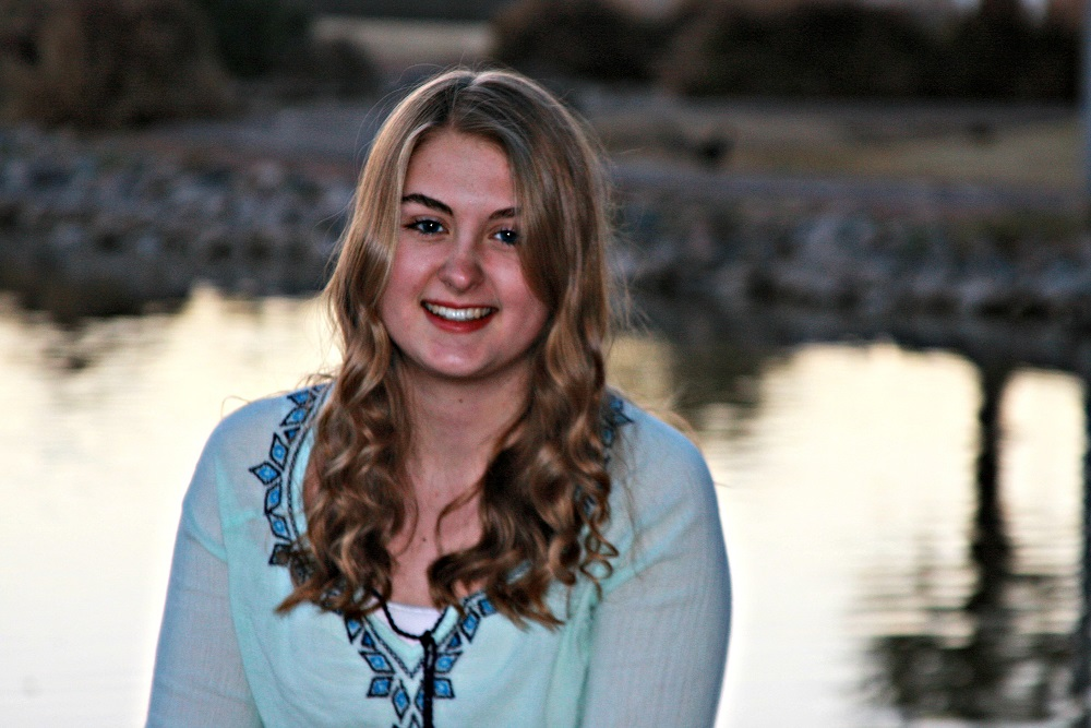 McClintock's Madelyn Kartchner earns National Travel Award Madelyn-Kartchner