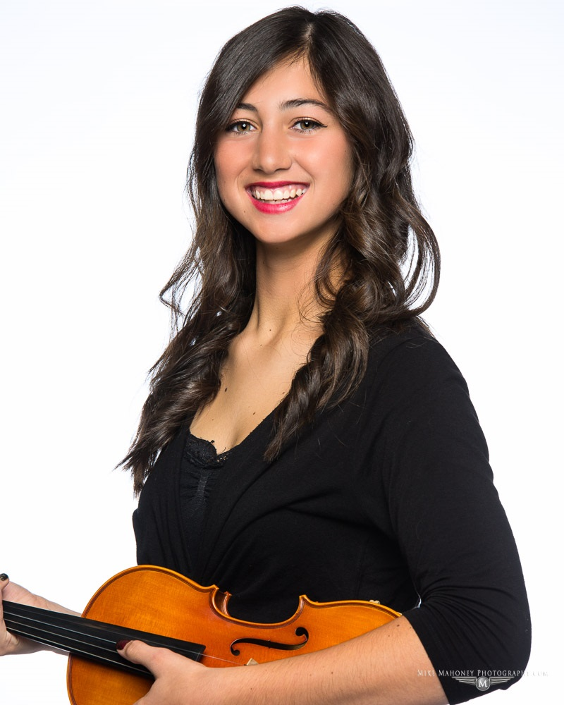 Accomplished musician, scholar plans to change lives through medicine Nicole-Bratsch