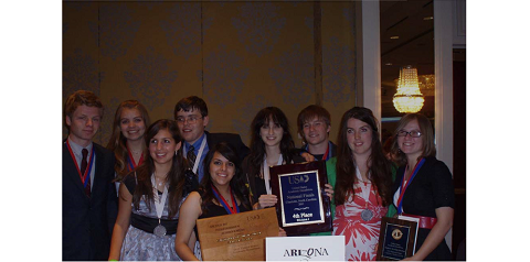 Phoenix Union schools competed in state Academic Decathlon PUHSD-small