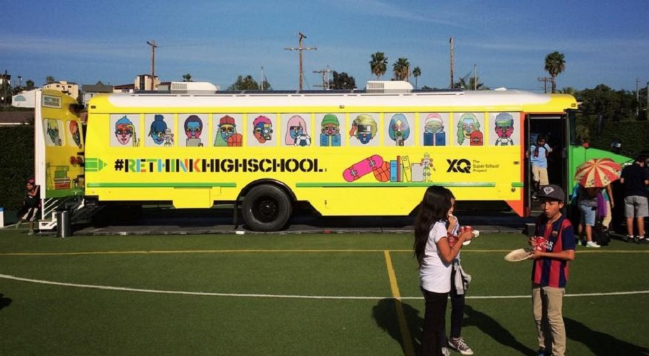XQ: The Super School Project bus tour comes to Arizona State University XQSuperSchoolProjectBusTour509