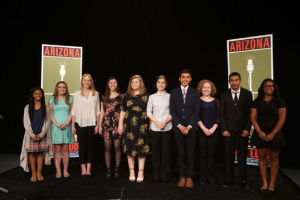 Arizona PBS to air 2016 Arizona Poetry Out Loud competition in April azhp1-300x200