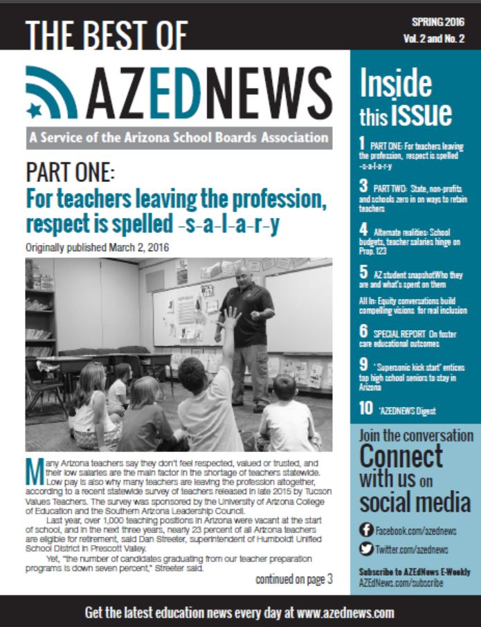 The Best Of AZEdNews: Spring 2016
