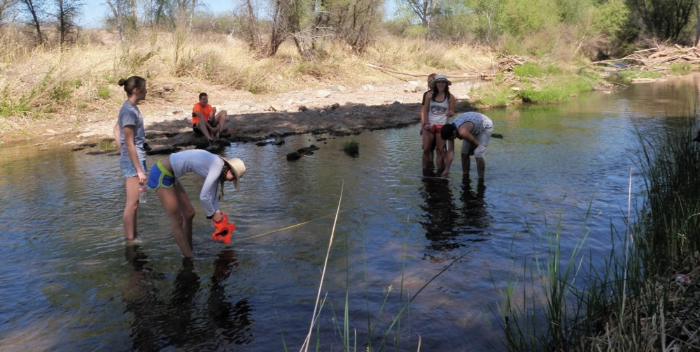 Field Studies Class Photo Courtesy Of Catalina Foothills School District