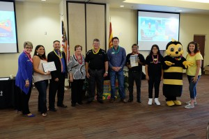 Pendergast District Rewards Staff Attendance with $7,000 Give-away pendergast-300x200