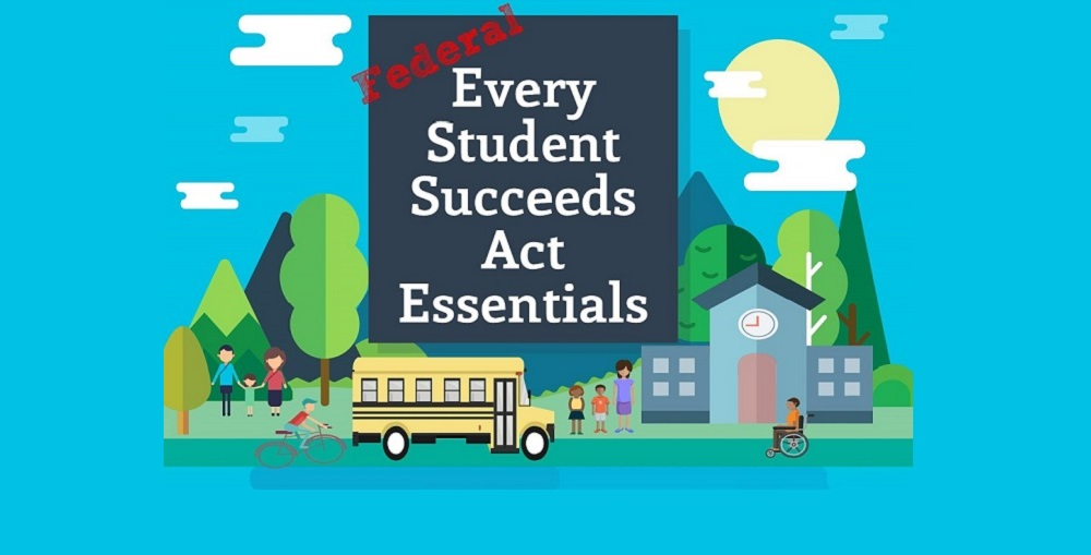 ESSA Essentials Infographic By Lisa Irish/AZEdNews Home Page Version 2