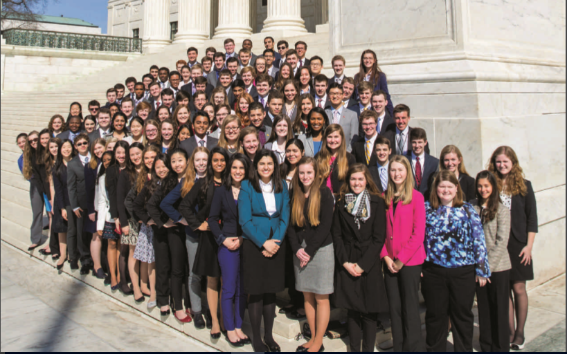 U.S. Senate Youth Scholarship Program Accepting Applications