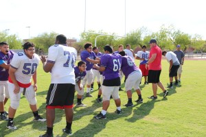 Phoenix Union working to make football safer IMG_06332-300x200