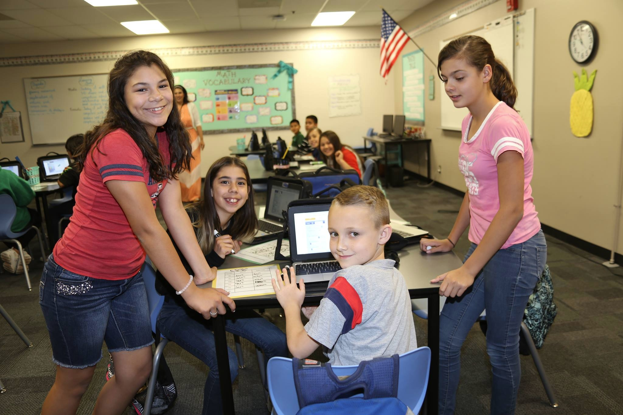 Program reduces cost for students' at-home internet access SunnysideUnifiedSchoolDistrictStudents