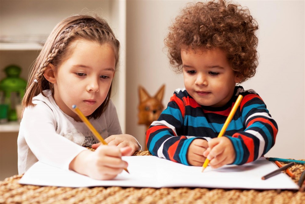 ISTock Kindergartner Image From PVSchools.