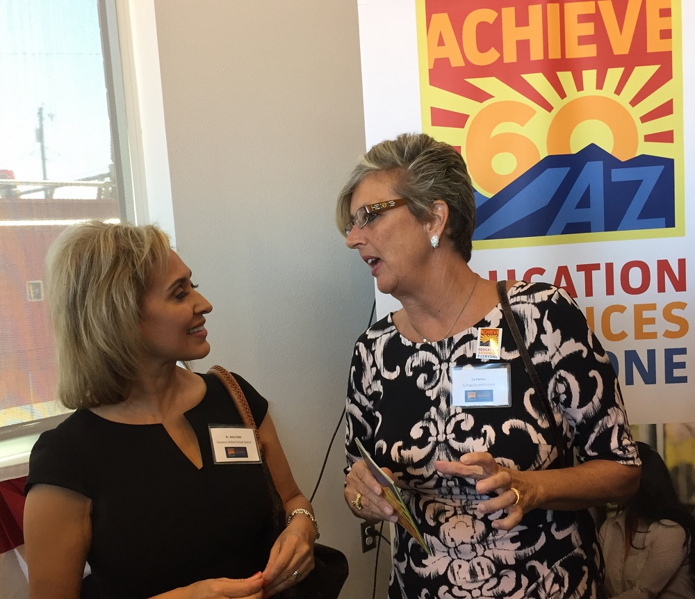 Achieve60AZ: Increasing degrees, certification will boost income, state economy Achieve60AZAmyFuller
