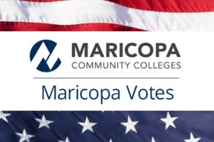 Maricopa Community Colleges to hold voter education events on campus McccdVotes_360x240-300x200