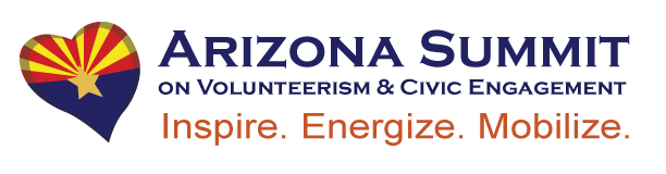 Registration is now open for AZ Summit on Volunteerism and Civic Engagement az_summit_logo